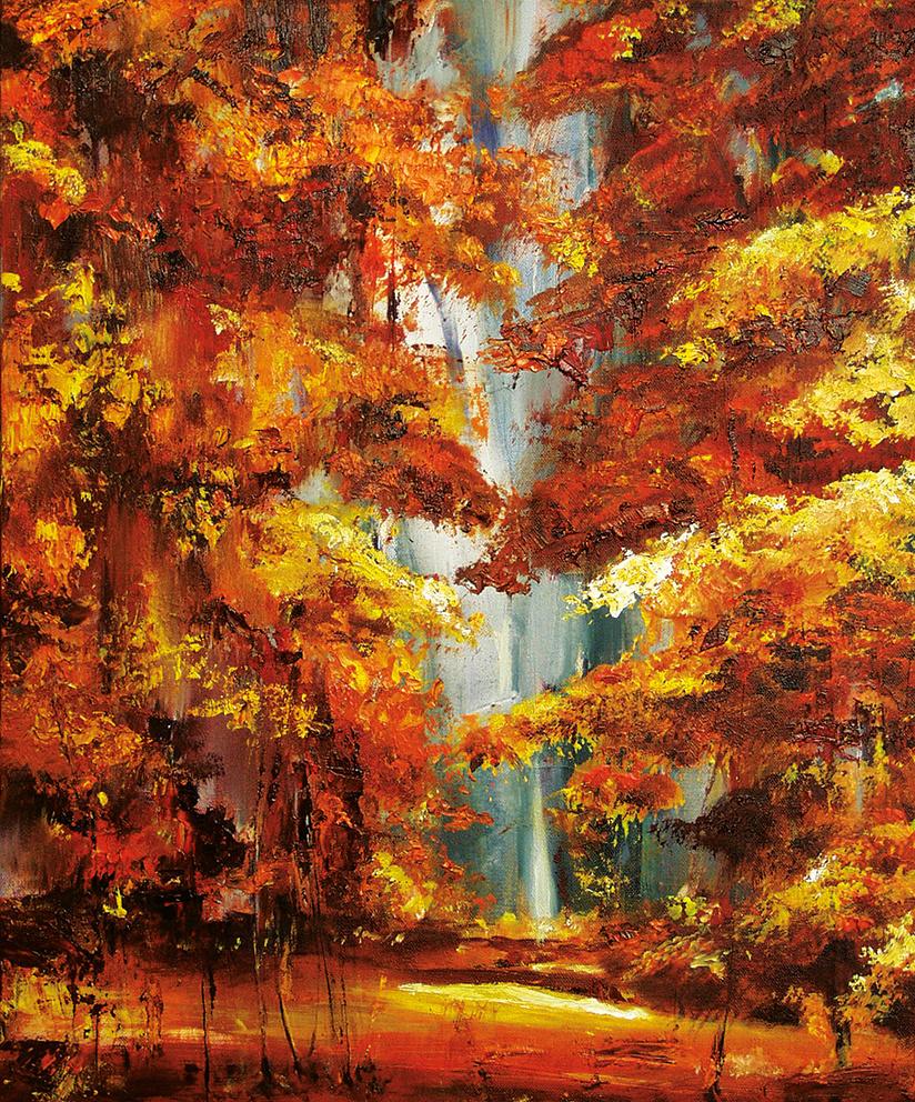 Robert Hettich. Autumn gap