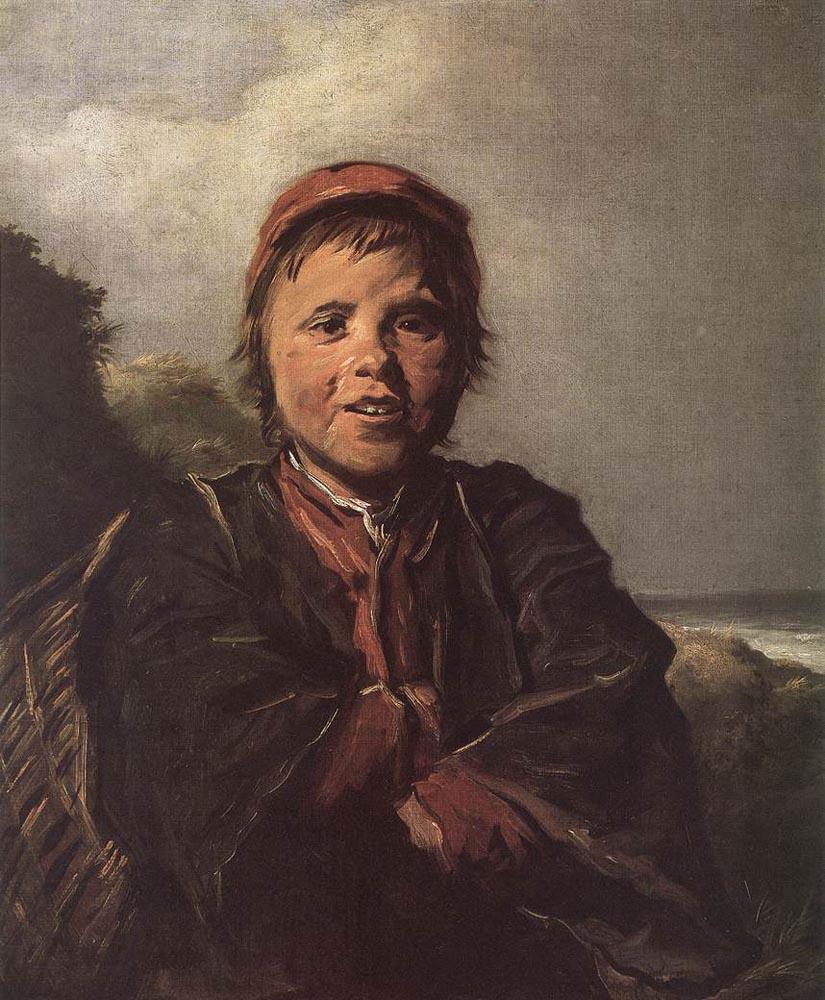 Франс Халс. Рыбак