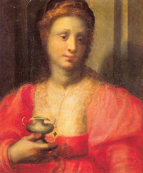 Доменико Пулиго. Мария Магдалина