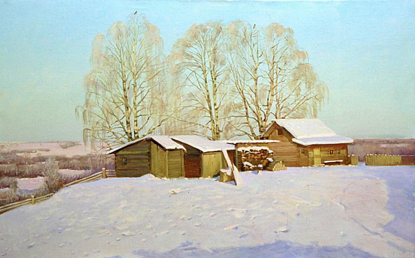 Николай Юрьевич Анохин. Мороз и солнце
