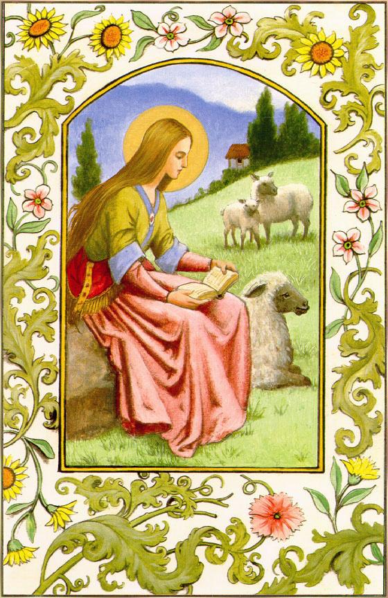 Рут Сандерсон. Святое Писание