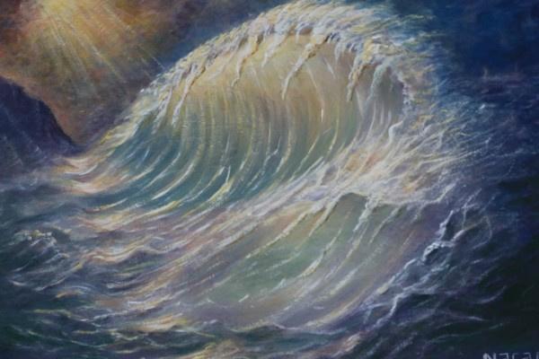 Najaf Mamedali oglu Mamedov. THE SOUL OF THE CASPIAN SEA