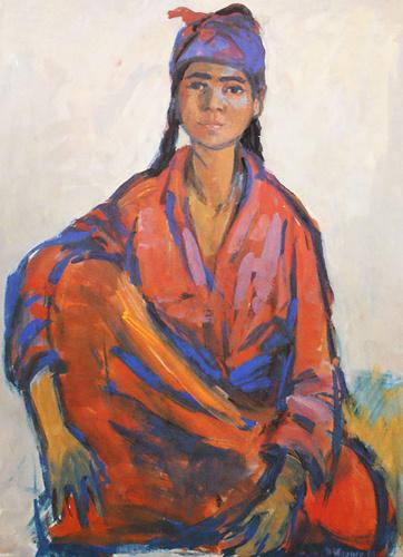 Жена гончара