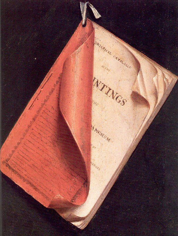 Маргаретта Анжелика Пил. Книга