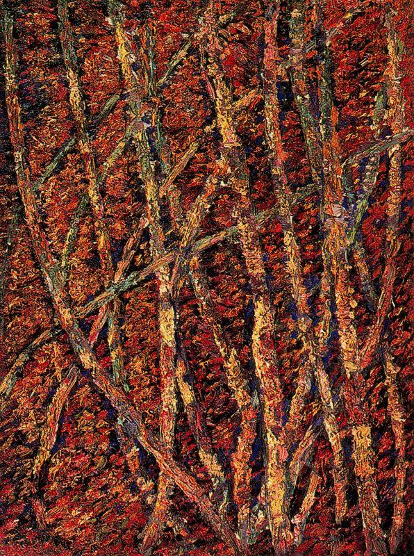 Marsden Hartley. Branches