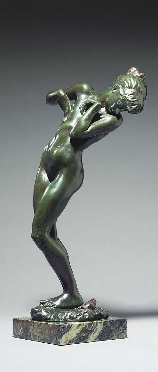 Frederic Leighton. Needless Alarms