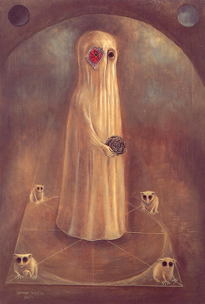 Ancestor by leonora carrington history analysis facts for The carrington
