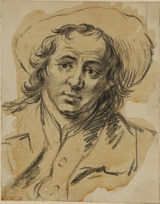 Томас Гейнсборо. Портрет мужчины