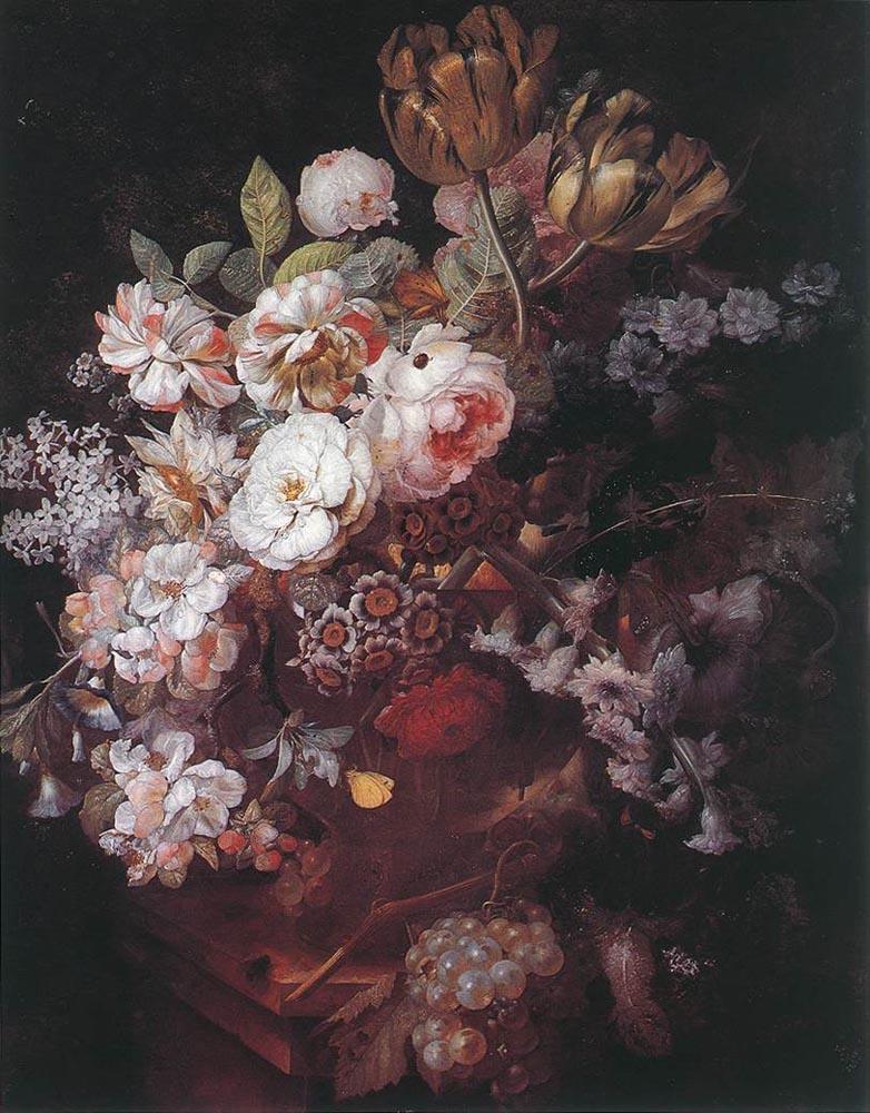 Ян ван Хейсум. Нежный букет