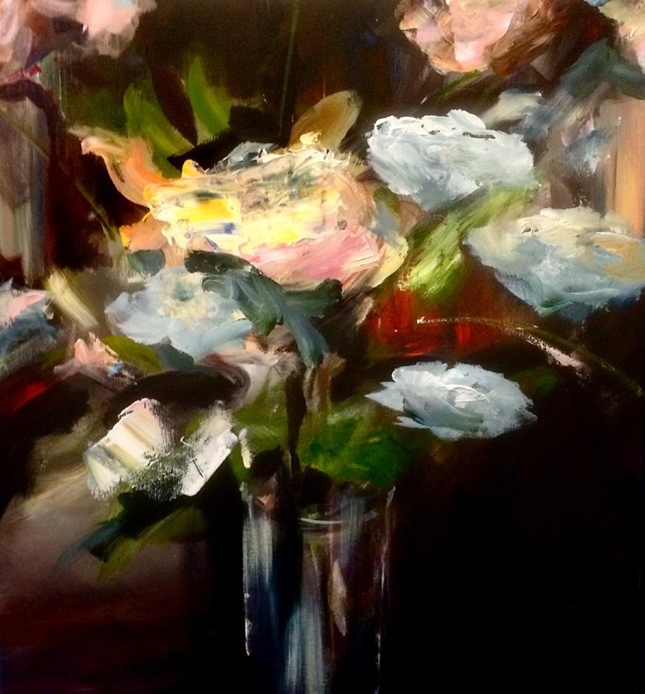 Robert Hettich. Букет из роз