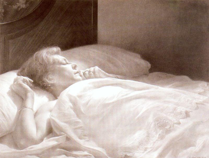 Эдуардо Наранхо. Сон
