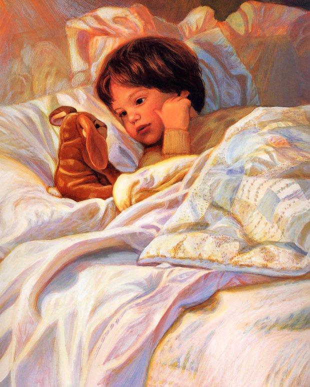 Донна Грин. Разговор перед сном