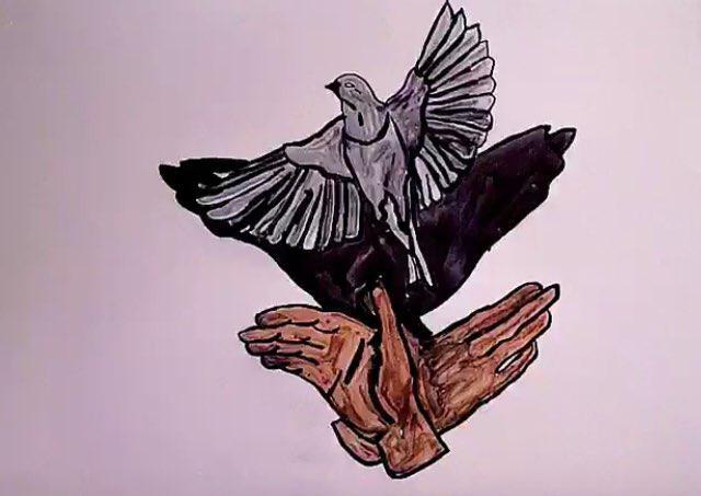 Unknown artist. Freedom