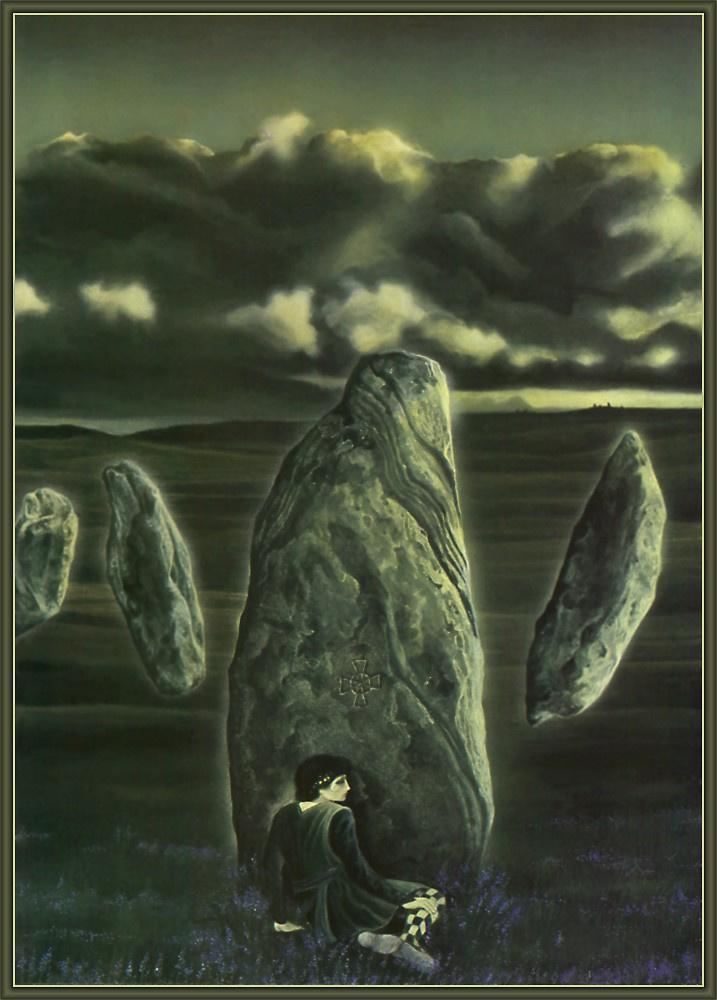 Ян Дэниэлс. 10-Укрытие Бернета