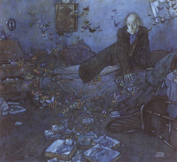 Эдмунд Дюлак. Тьма