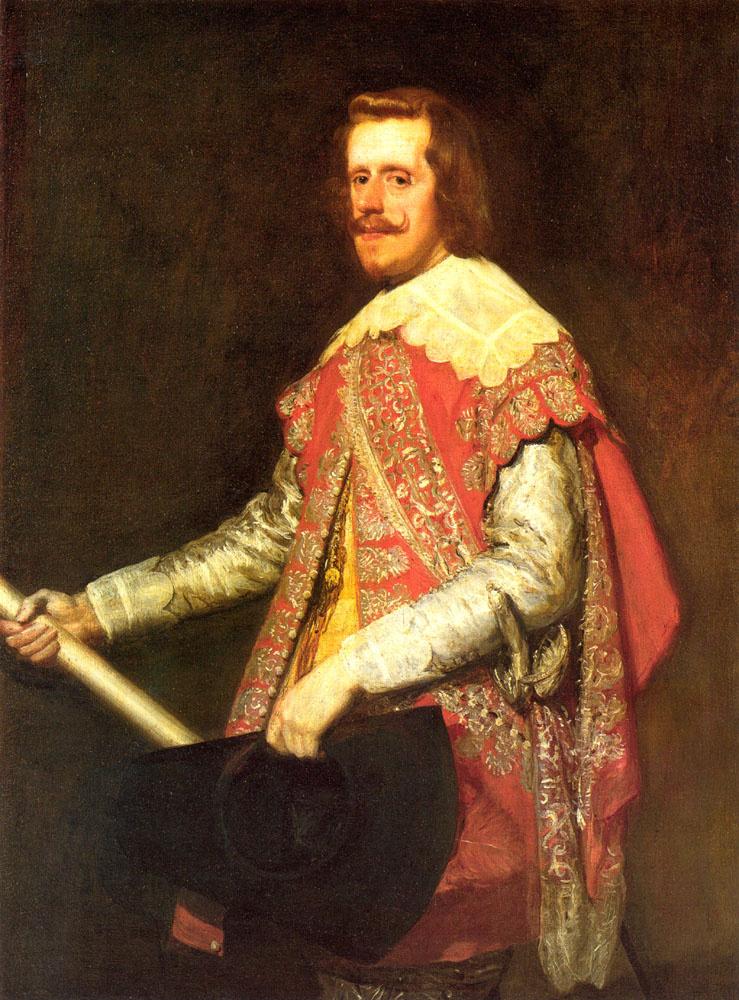 Диего Веласкес. Портрет Филиппа IV в военном костюме («Ла Фрага»)