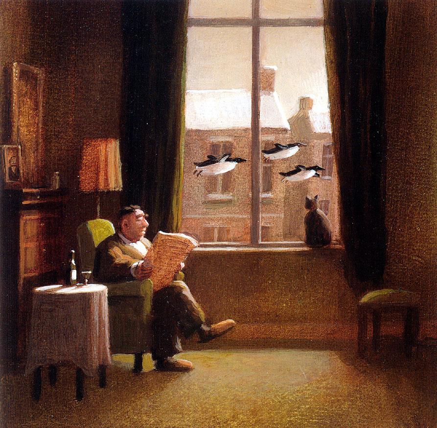 михаэль сова художник картинки толкование раскрыло плодородный