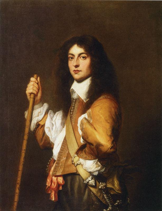 Jan Lievens. Portrait Of Adriaen Trip