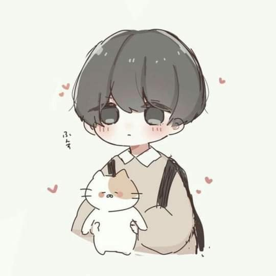 Duy Bảo Nguyễn. The Boy Who Loves Cats