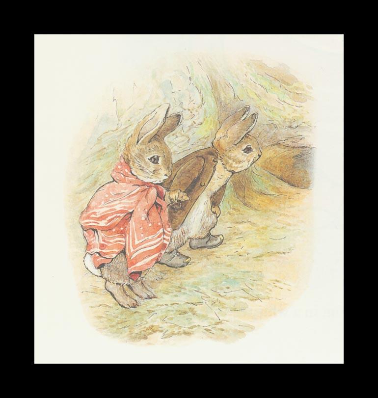 Бенджамин и Кролик Питер Банни. Сказка о кролике Питере 13