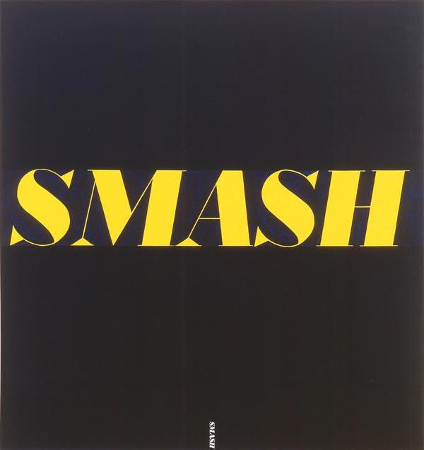 Ed Ruscha. Smash