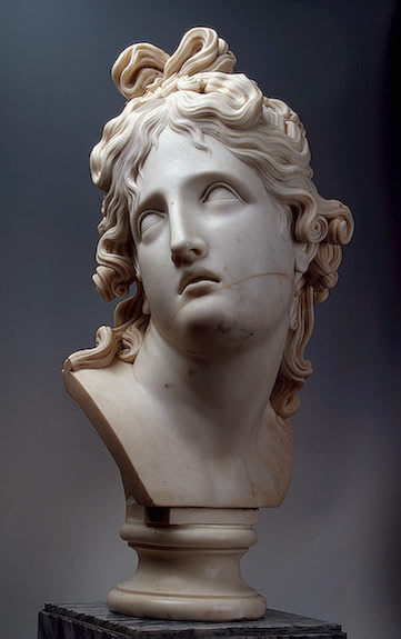 Antonio Canova. The genius of death