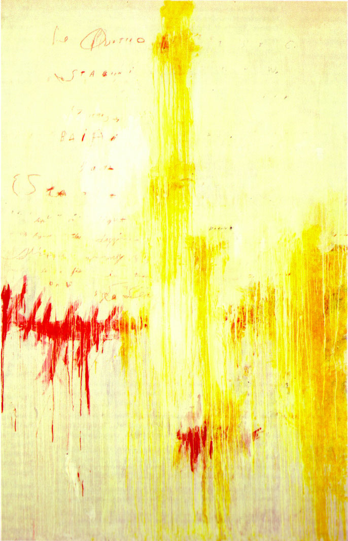 Sai Twombly. Summer