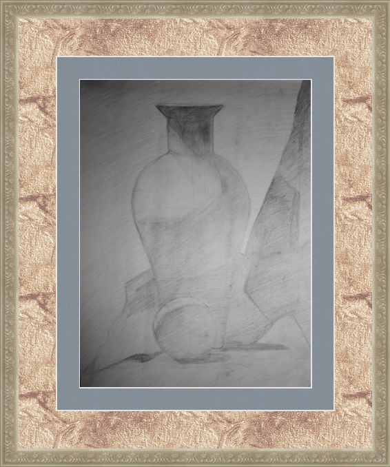 Art-Teodor Gallery. Pencil still life