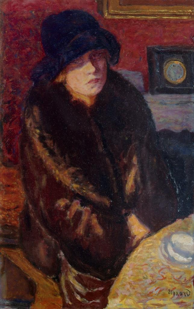 Pierre Bonnard. Mar Bonnard