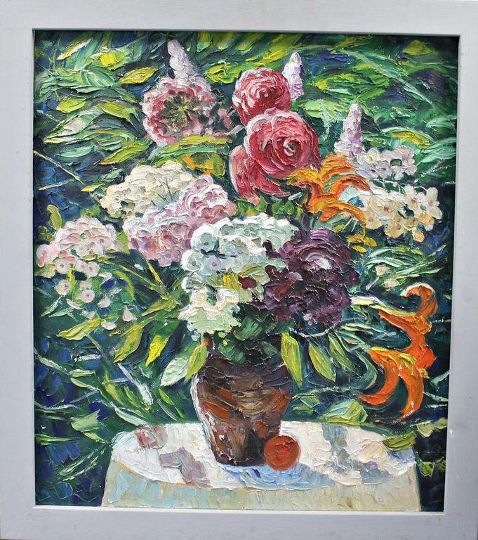 Pavel Butsky. Flowers