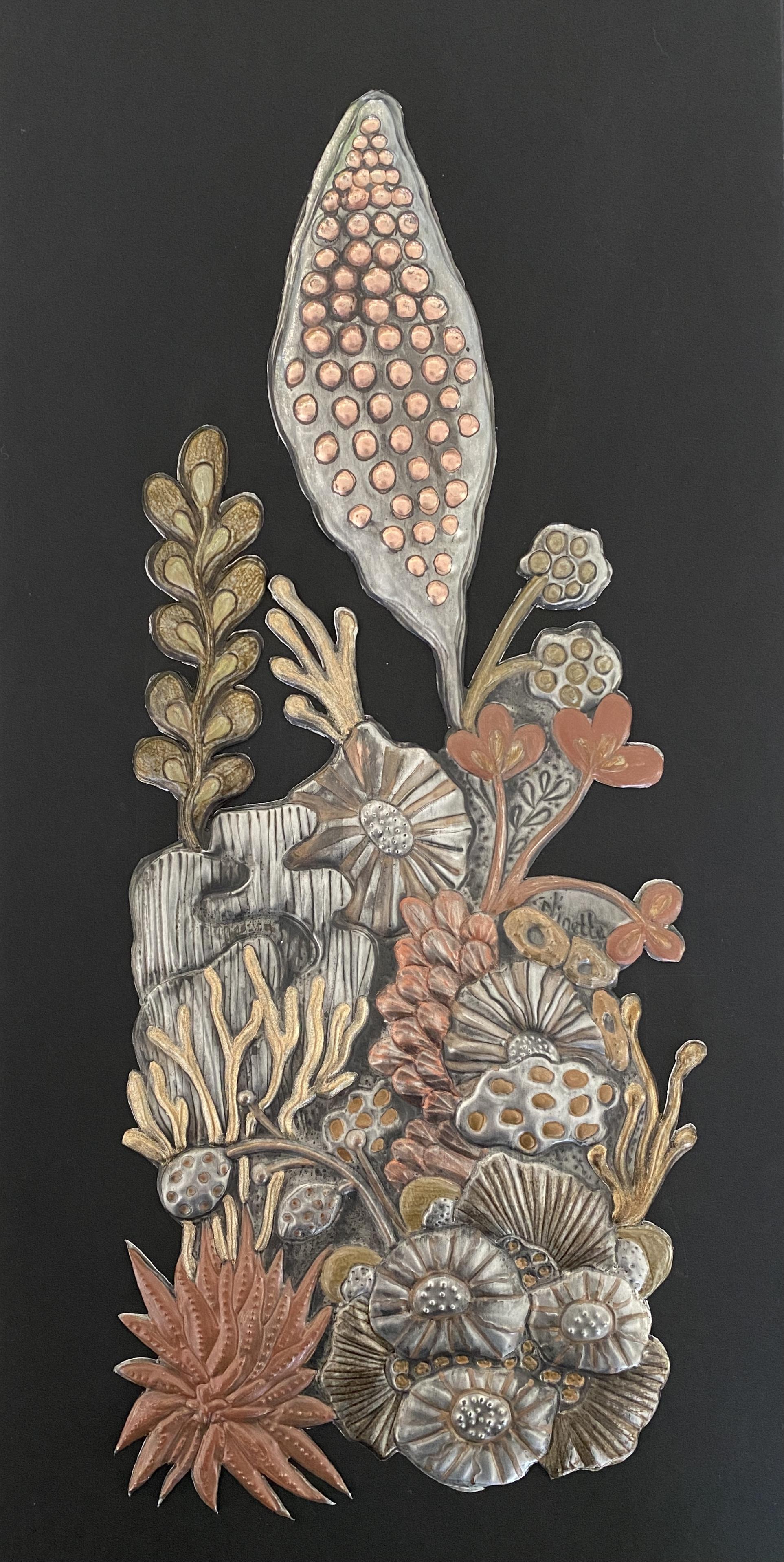Ninette Kruger. Coral