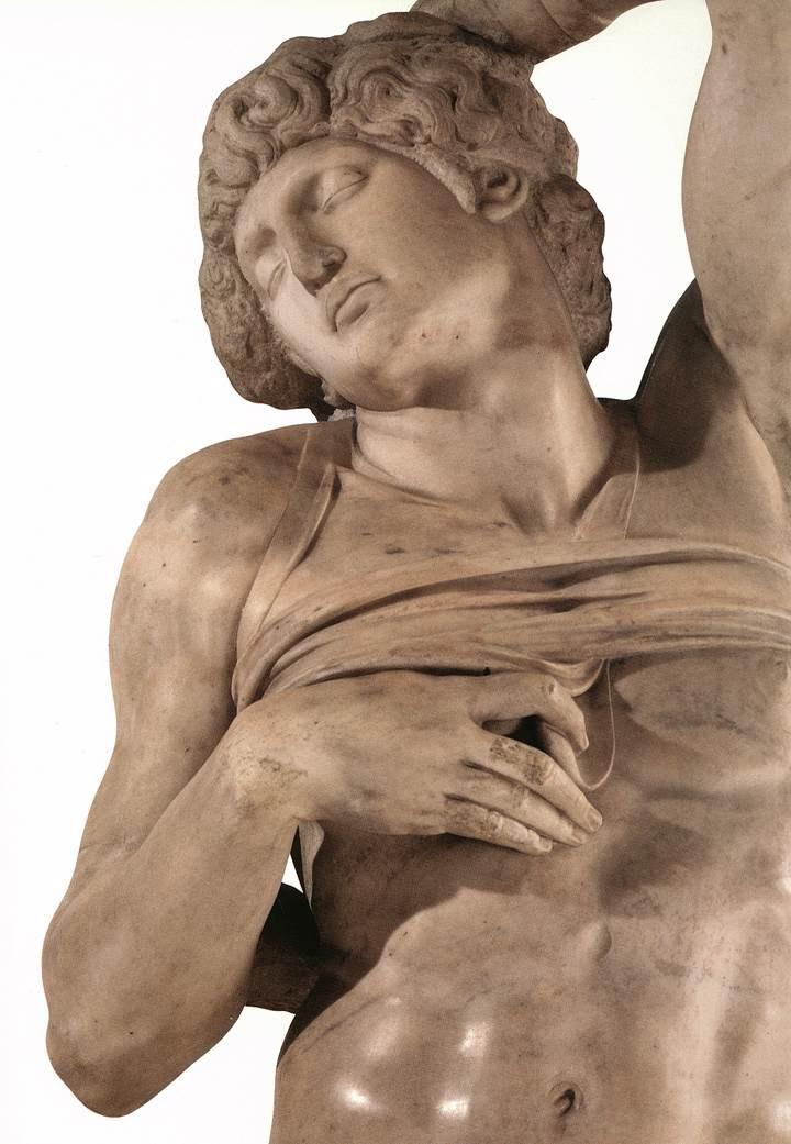 Микеланджело Буонарроти. Ведомый