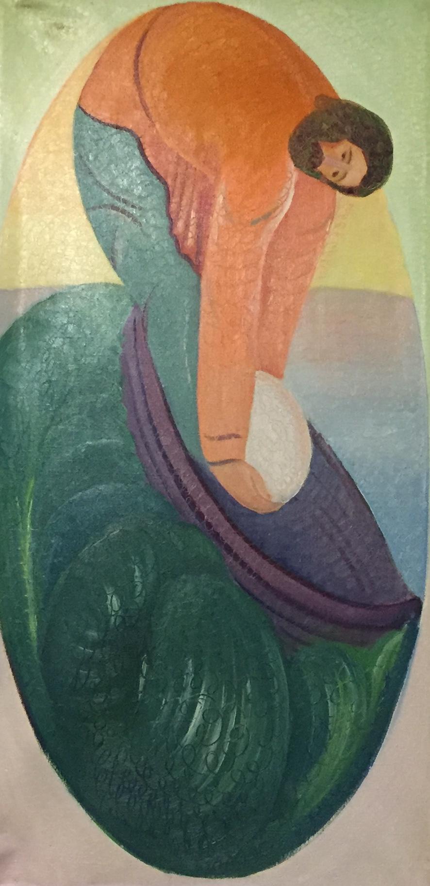 Rostislav Nikolaevich Ivanov. Noah