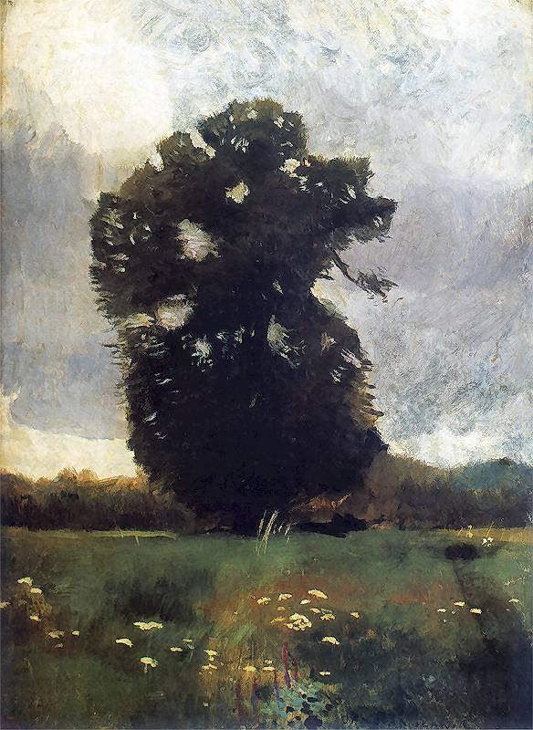 Jan Stanislavsky. Oak