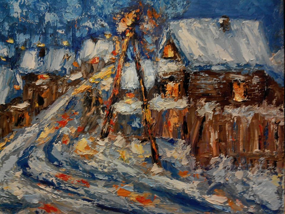 Rene Rene Maksimenko. House