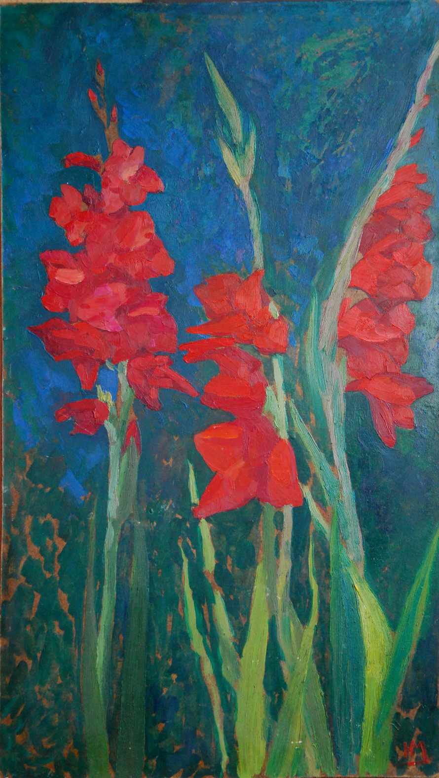 Nikolay Antonovich Maksimenko. Untitled