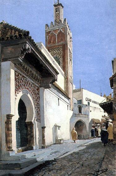 Мануэль Гарсия Родригес. Мечеть