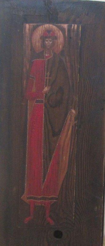 Alexander Evgenievich Tikhomirov. Saint Boris