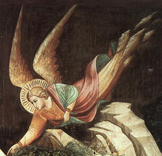Аньоло Гадди. Ангел