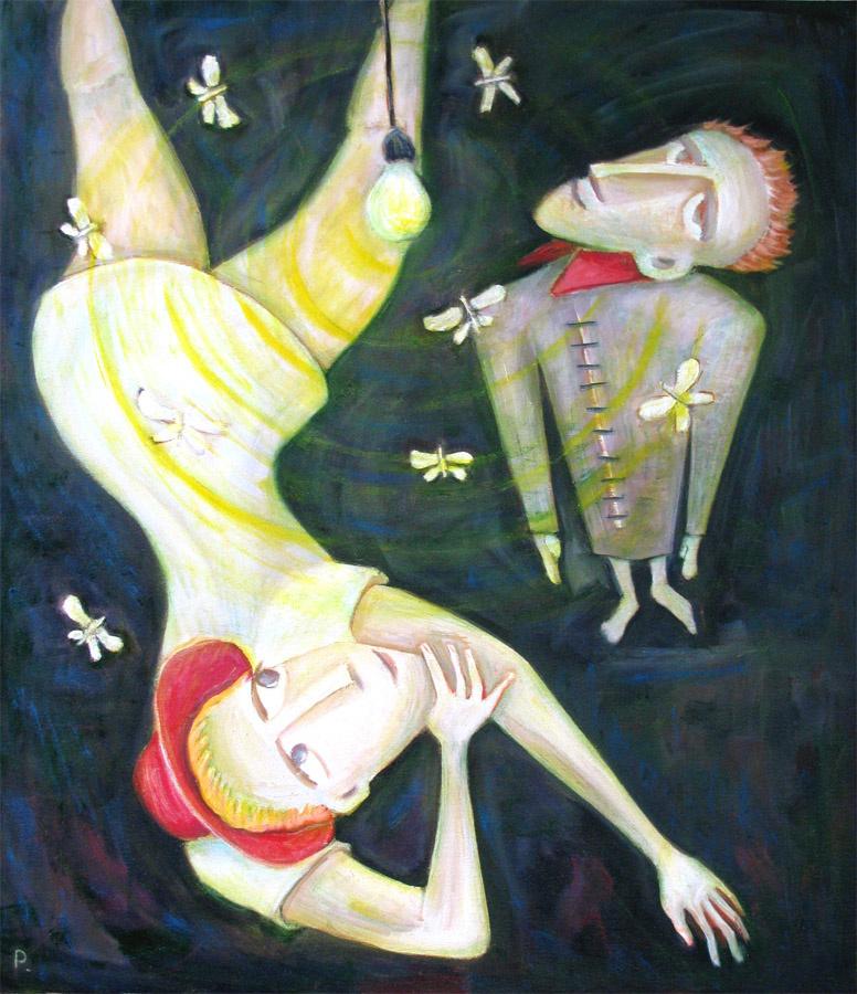 Svyatoslav Ryabkin. Moths Moths