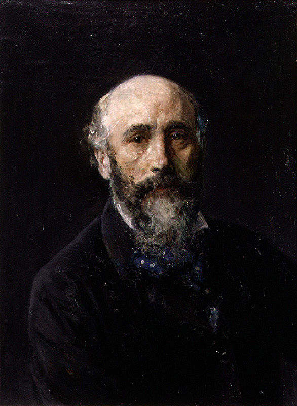Игнасио Пиназо Камарленч. Автопортрет