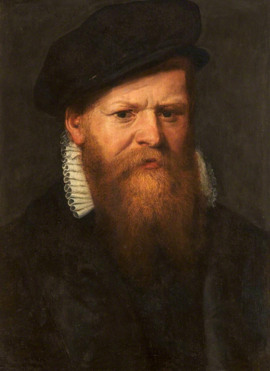 Adrian Thomas Kay. Portrait of an unknown man (Charles Brandon, Duke of Suffolk)