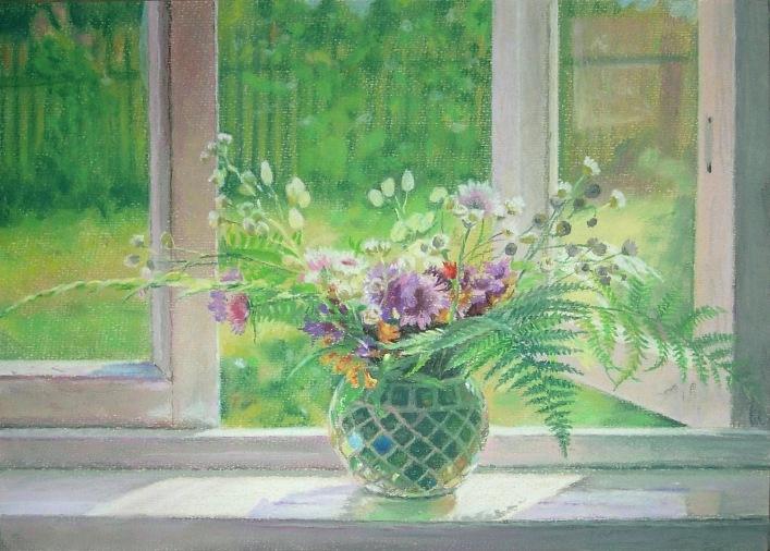 Igor Lemekhov. Grandmother's bouquet