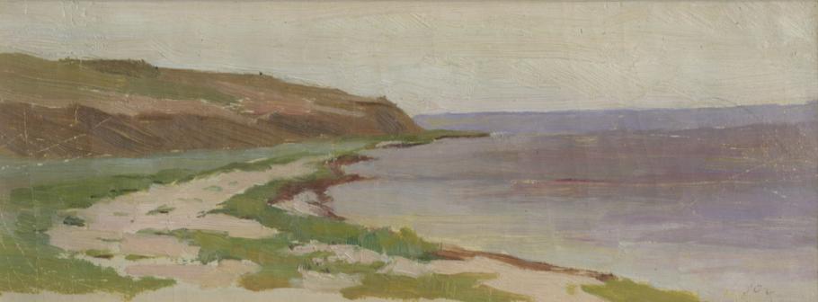 Eugene Iosifovich Bukovetsky. Coast