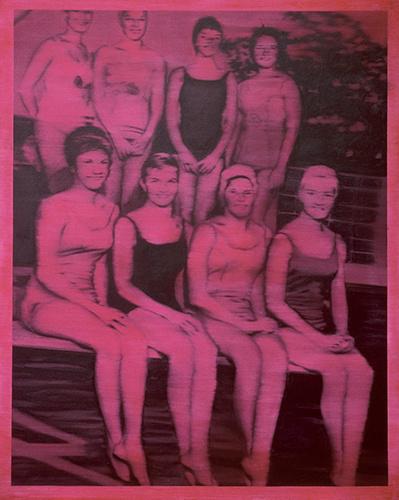 Gerhard Richter. Swimmers