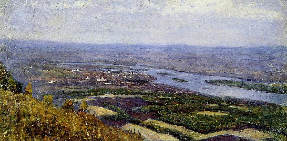 Василий Иванович Суриков. Солнце Красноярска