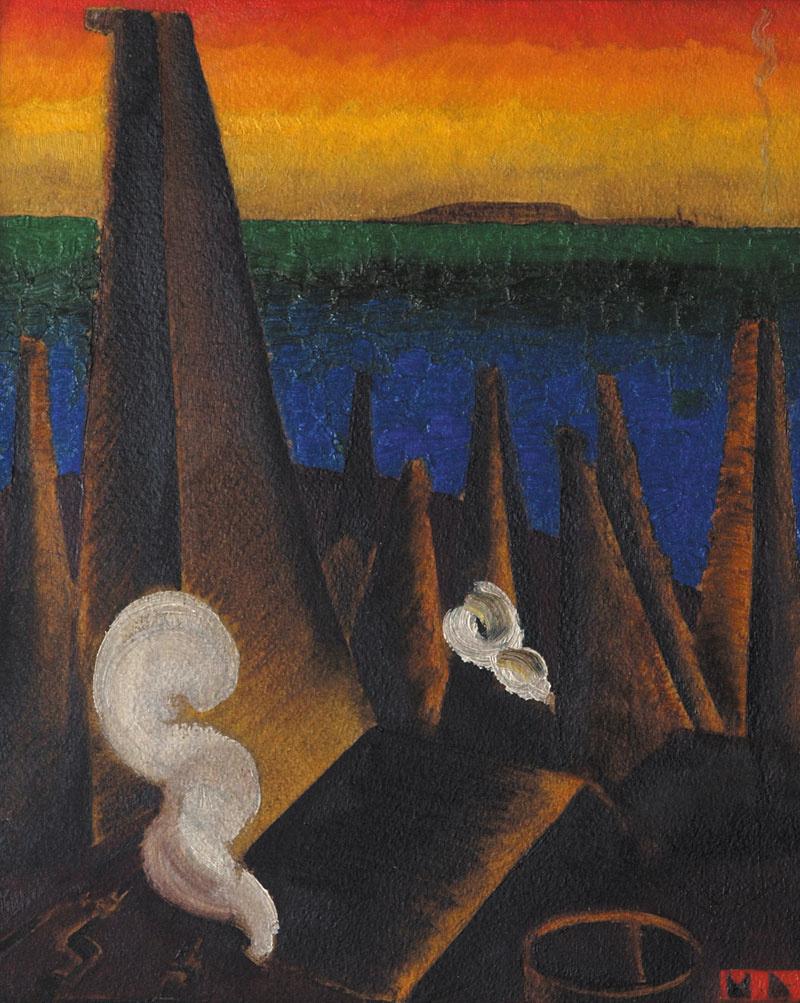 Mechislav Vasilyevich Dobrokovsky. Oil fields