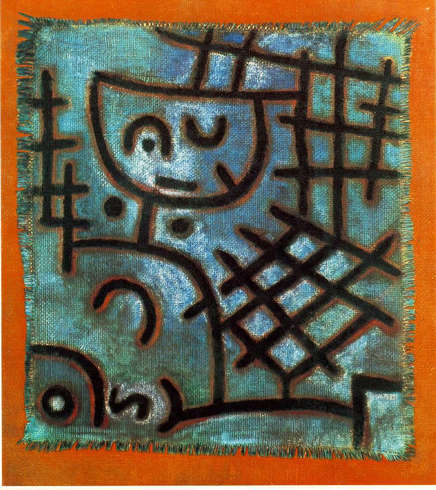Paul Klee. Prisoner