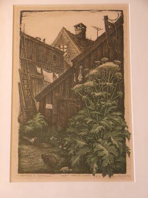 """Ulf Dreyer. """"Vegetation II, palm trees in Tromsø"""""""