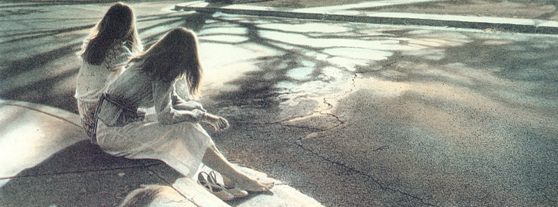 Steve Hanks. Waiting